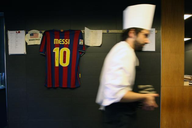 Lionel Messi's New Restaurant in Barcelona Will Include a Cinema and a Church