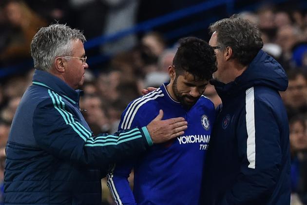 Chelsea vs. West Ham: Guus Hiddink Talks Diego Costa, Alexandre Pato in Presser