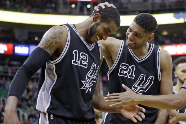 Like Best Hoops Programs, Spurs' Success Built on Philosophy as Much as Players