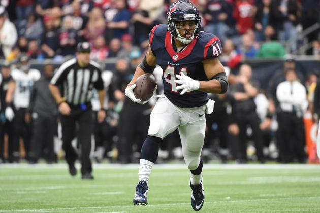 Jonathan Grimes Re-Signs with Texans: Latest Contract Details and Reaction