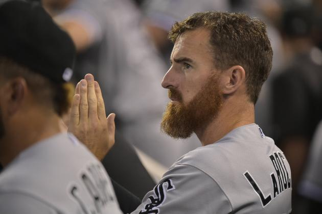 Chris Sale Comments on Kenny Williams' Handling of Adam LaRoche's Son
