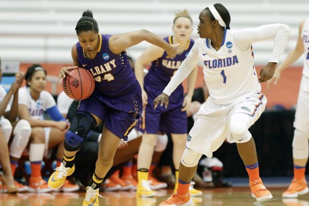 NCAA Women's Basketball Tournament 2016: Friday Scores ...