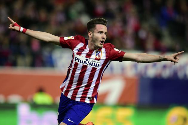 Arsenal Transfer News: Saul Niguez Bid Reported, Latest Gonzalo Higuain Rumours