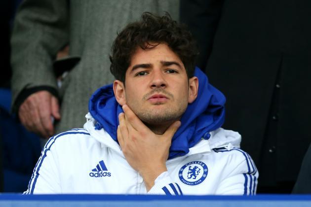 Chelsea Transfer News: Alexandre Pato Set for Blues Stay, Edinson Cavani Rumours