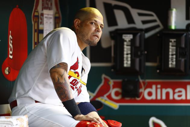 Yadier Molina Injury: Updates on Cardinals Star's Foot and Return
