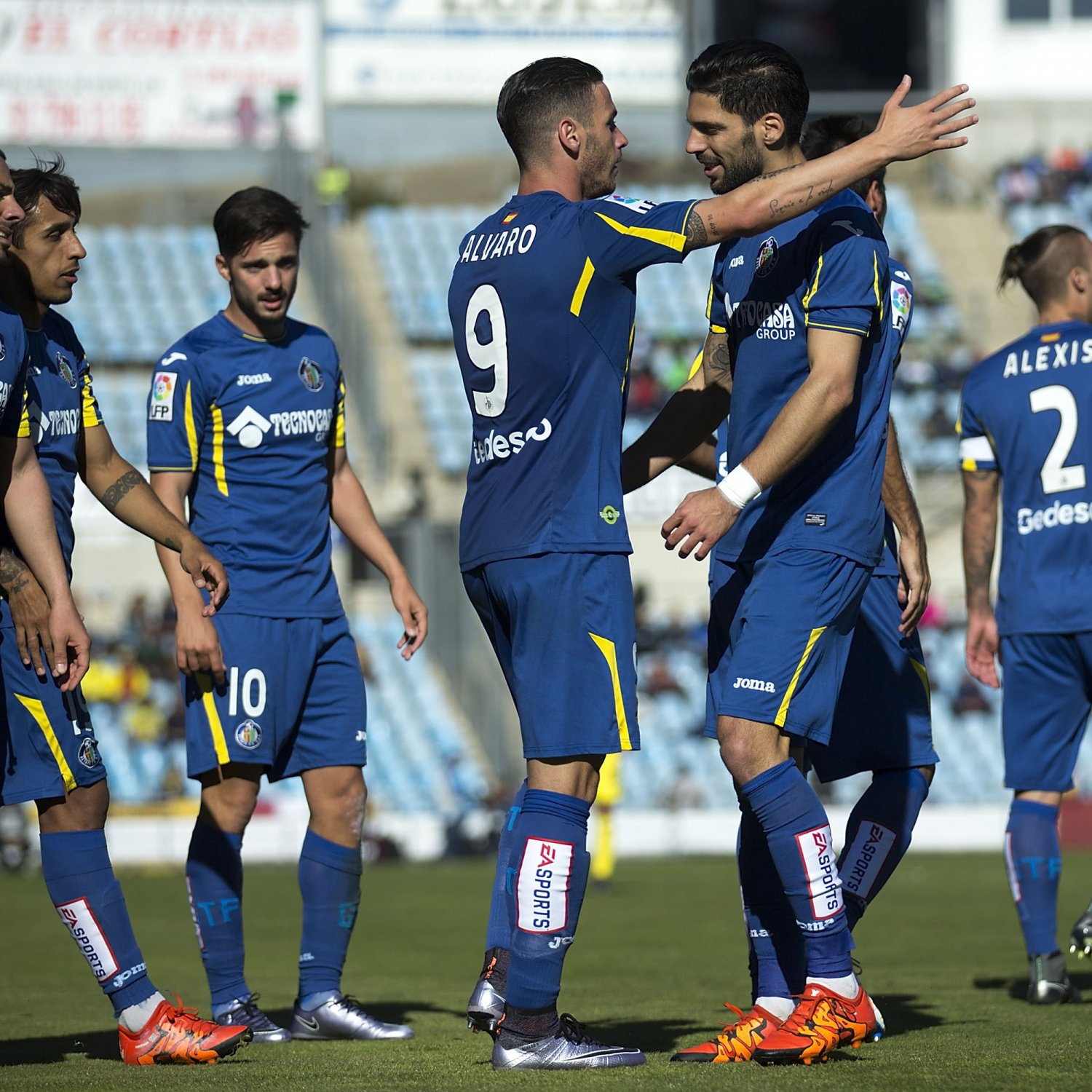 La liga table 2016 latest standings following friday 39 s week 30 results bleacher report - La liga latest results and table ...