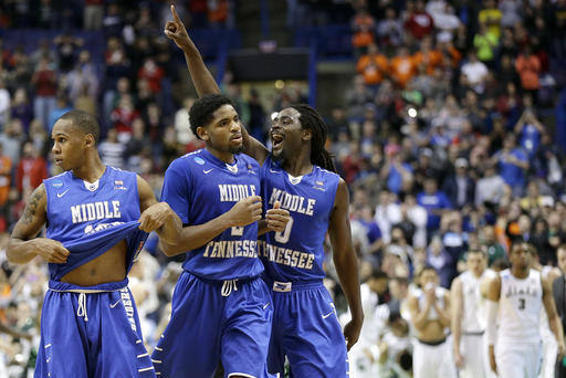 NCAA Tournament 2016 Results: Live Scores, Highlights for Friday's First Round