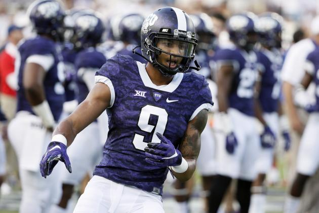 Why Josh Doctson Should Be 1st Wide Receiver Taken in 2016 NFL Draft