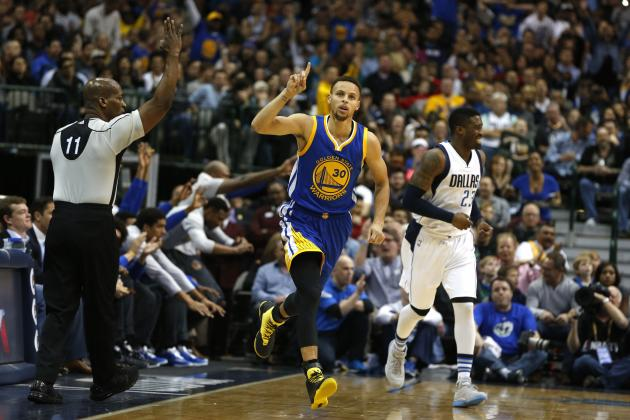 Golden State Warriors' Splash Brothers Show Never Ends and Friday NBA Takeaways