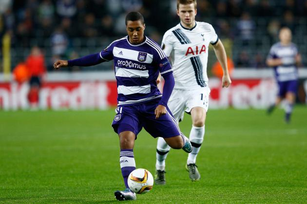Manchester United Transfer News: Latest Youri Tielemans, Felipe Anderson Rumours