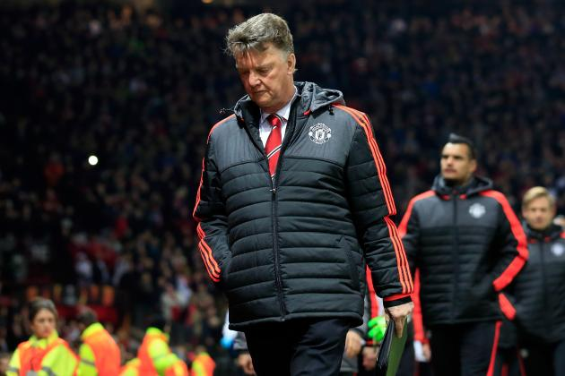 Louis van Gaal Comments on Manchester United Future, More Ahead of City Derby