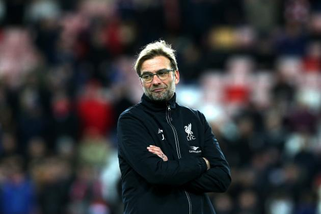 Jurgen Klopp Responds to Liverpool vs. Borussia Dortmund Europa League Draw