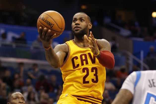 NBA Betting Preview: Cleveland Cavaliers vs. Miami Heat Odds, Analysis