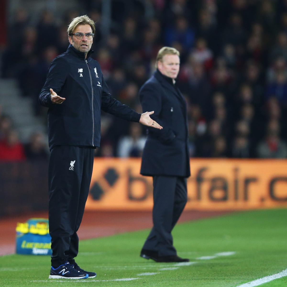 Live Streaming Soccer News Liverpool Vs Benfica Live: Southampton Vs. Liverpool: Team News, Live Stream, TV Info