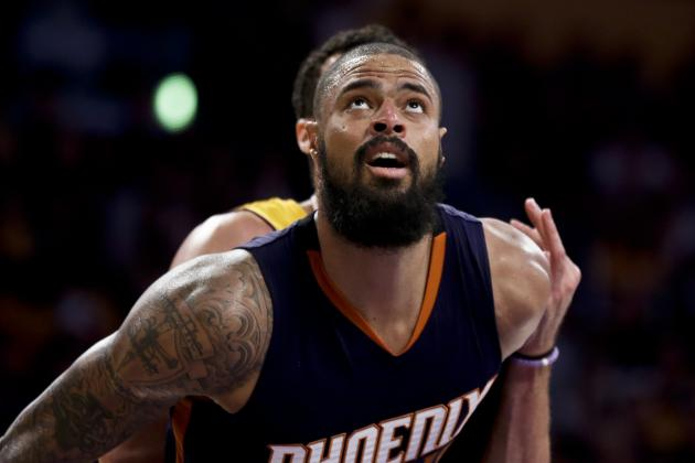 Tyson Chandler Comments on Future with Suns, Desire to Win Championship and More