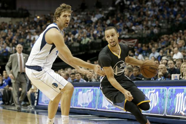 Dirk Nowitzki Comments on Stephen Curry, 3-Point Line and More