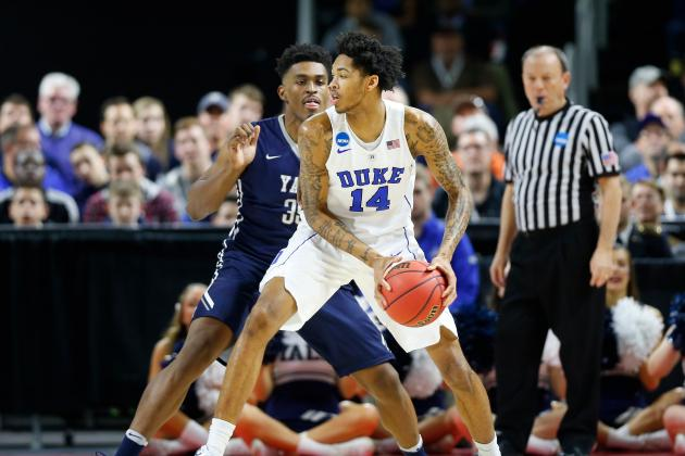 2016 NBA Mock Draft: Predictions for Top Prospects Alive in NCAA Tournament