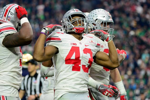 Ohio State's Darron Lee Is Ideal Modern-Era Linebacker