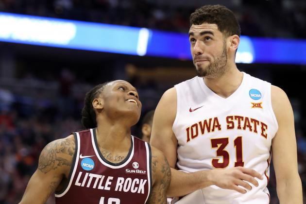Iowa State vs. Arkansas-Little Rock: Score and Reaction for March Madness 2016