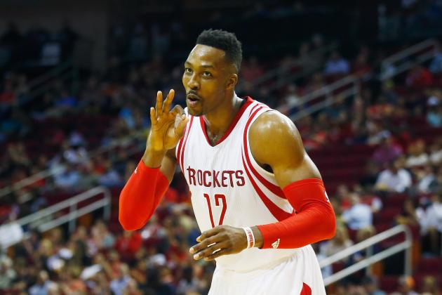 Dwight Howard Caught Using Stickum Spray vs. Hawks: Details, Comments, Reaction