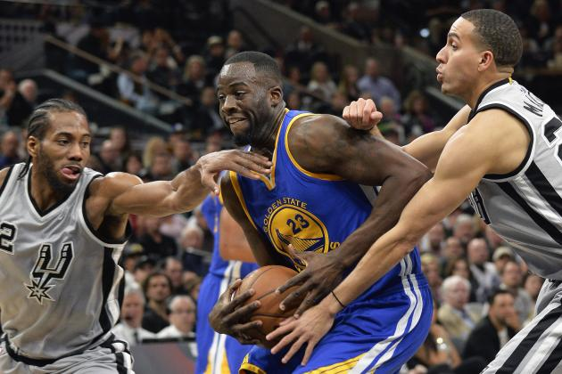 San Antonio Spurs Reassert Themselves as Golden State Warriors' Equals