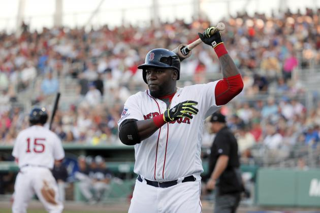 David Ortiz Comments on Time with Twins, Release from Team, More