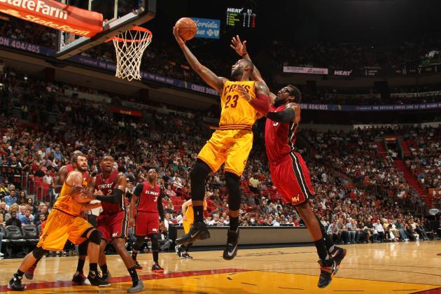 LeBron James Expresses Concern over Cavaliers' Struggles vs. Heat