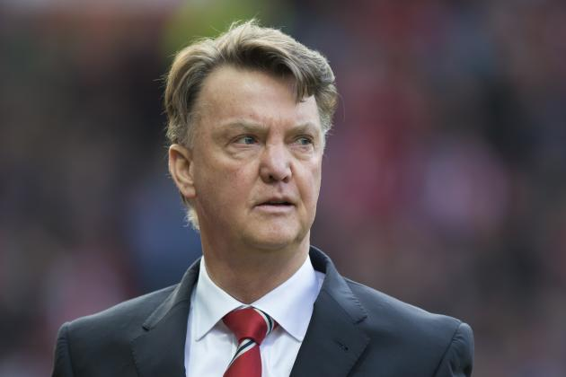 Louis van Gaal Reportedly Wants Director of Football at Manchester United