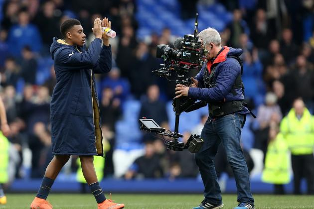 Alex Iwobi Gives Arsenal Cause for Optimism After Win at Everton