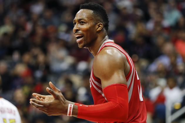 Dwight Howard Not Suspended or Fined for Using Stickum: Details and Reaction