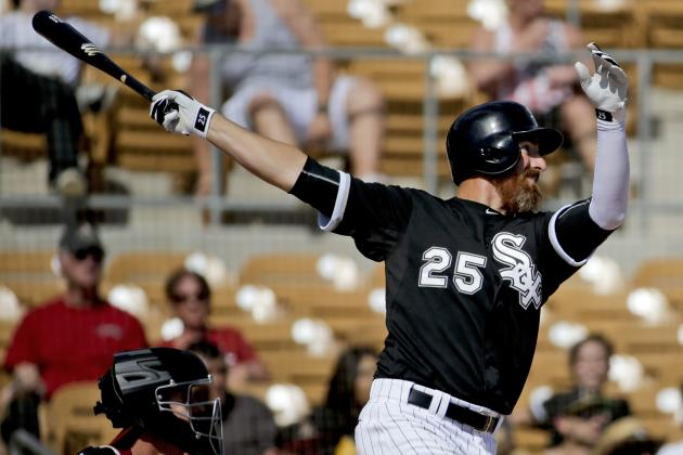 Jerry Reinsdorf, White Sox Owner, Releases Statement on Adam LaRoche