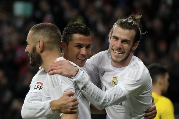 Real Madrid vs. Sevilla: Live Score, Highlights from La Liga