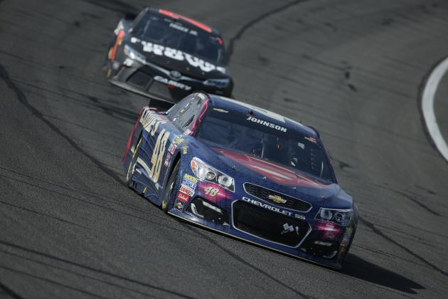NASCAR at Fontana 2016: Live Results and Analysis from the Auto Club 400