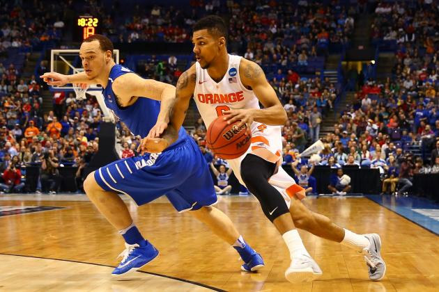 Syracuse vs. Middle Tennessee: Score and Twitter Reaction for March Madness 2016
