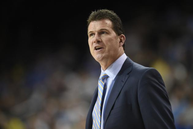 Steve Alford Gives Back 1-Year UCLA Extension Signed in '14