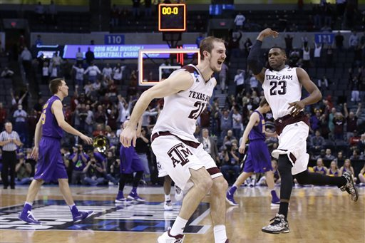 Texas A&M vs. Northern Iowa: Score and Twitter Reaction from March Madness 2016