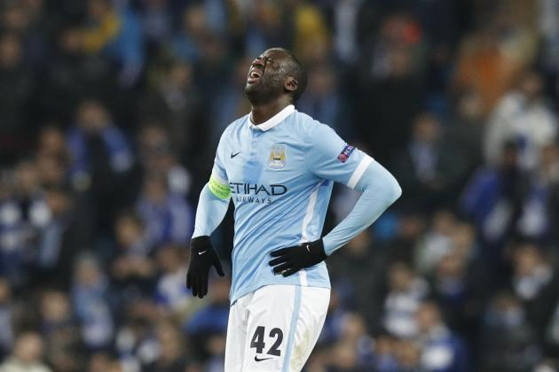 Liverpool Transfer News: Shock Yaya Toure Odds, Fresh Leandro Paredes Rumours