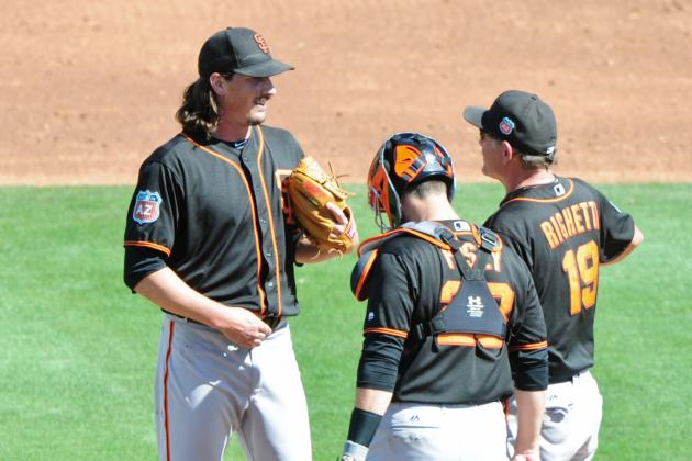 SF Giants' Big-Name, Big-Money Rotation Suddenly Far from a Sure Thing