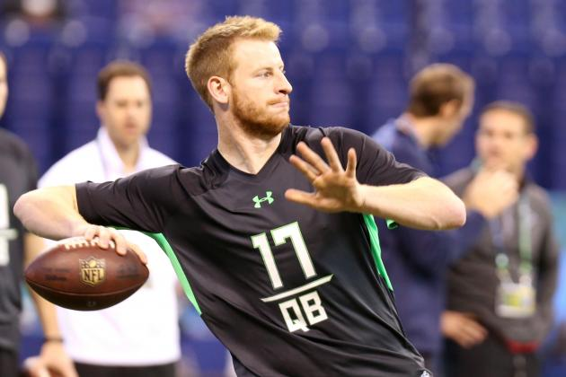 Carson Wentz: Separating Fact from Fiction About the Draft's Most Baffling QB