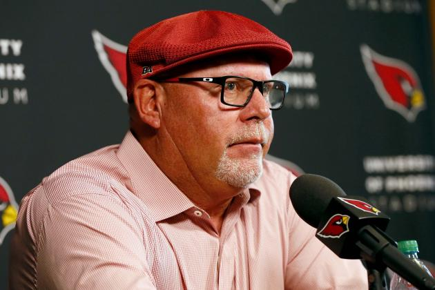 NFL Films to Chronicle 2015 Arizona Cardinals in 'All or Nothing' Series