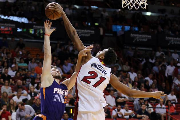 Hassan Whiteside's Development Considered a 'Phenomenon' by Pat Riley