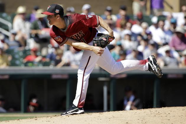 Scott Miller's Starting 9: With Zack Greinke, Will D-Backs Take Charge in West?