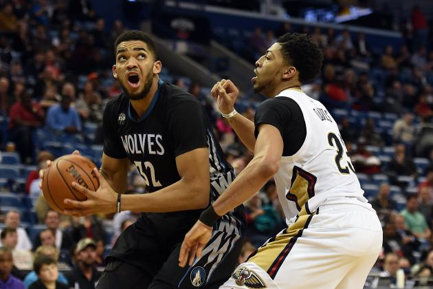 Karl-Anthony Towns Is Having the Best Rookie Season of Any Kentucky Product Ever