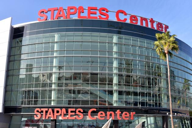 Staples Center to Host 2018 NBA All-Star Game: Details and Reaction