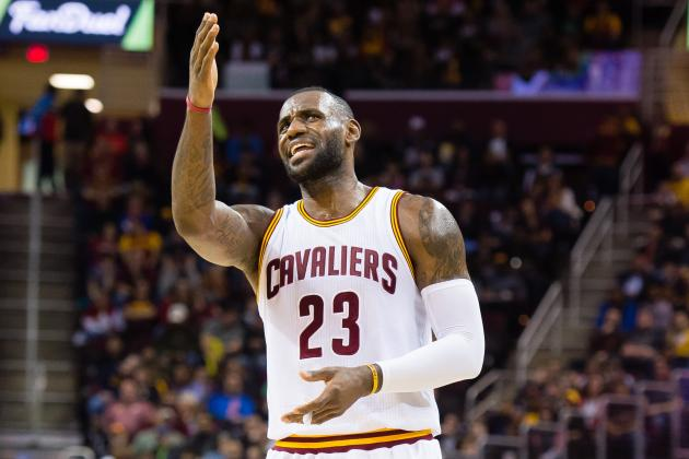 Monday NBA Roundup: Cavaliers Under Microscope Whether They Rest Starters or Not