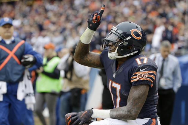 Alshon Jeffery Contract: Latest News, Rumors on WR's Negotiations with Bears