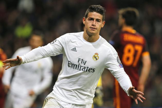 Manchester United Transfer News: James Rodriguez Hopes Grow, Gareth Bale Rumours