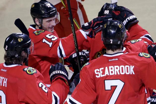 NHL Betting Preview: Dallas Stars vs. Chicago Blackhawks Odds, Analysis