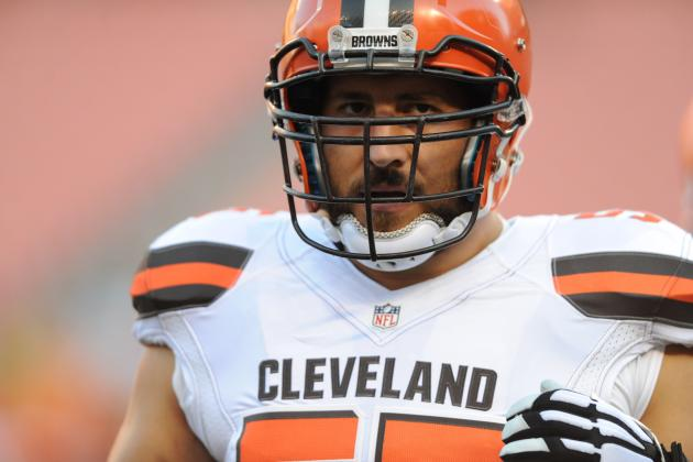 Alex Mack's Difficult Decision to Finally Leave Cleveland