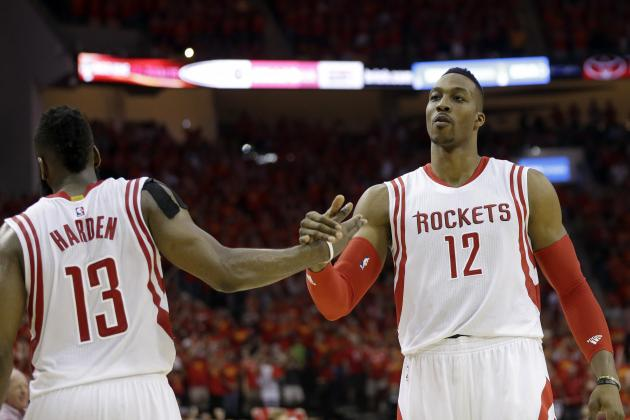 Dwight Howard Comments on Relationship with James Harden, Rockets' Title Chances